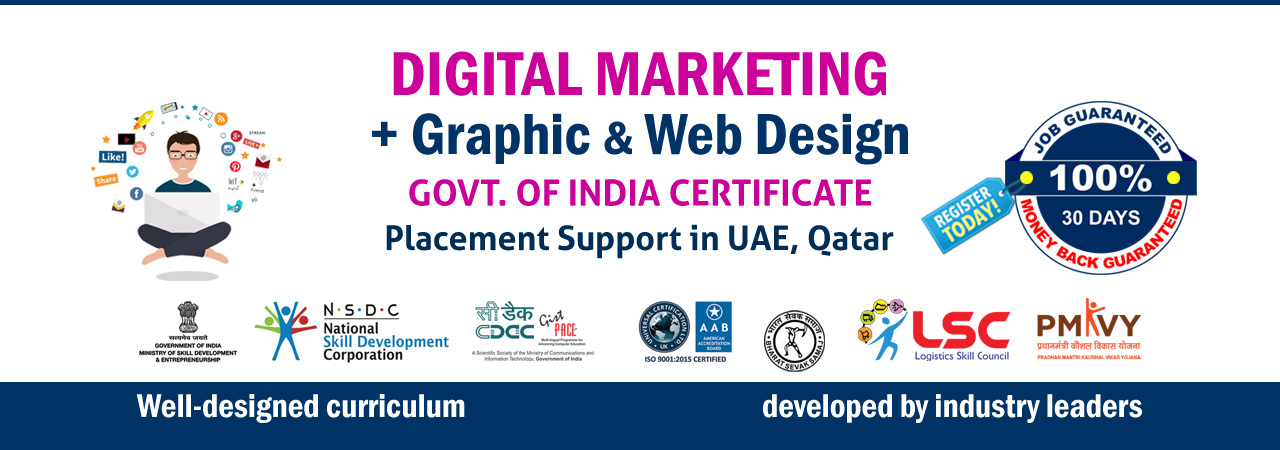 Digital Marketing Job Guaranteed Course, Digital Marketing in Calicut, Digital Marketing Kerala
